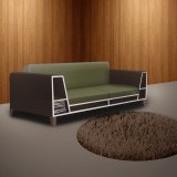 cut-it style sofa - Photoshop rendering